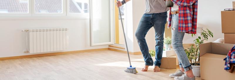 Débarras et nettoyage déménagement