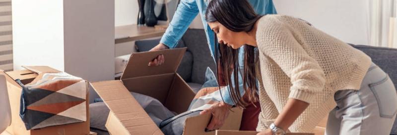 Une aide au déménagement